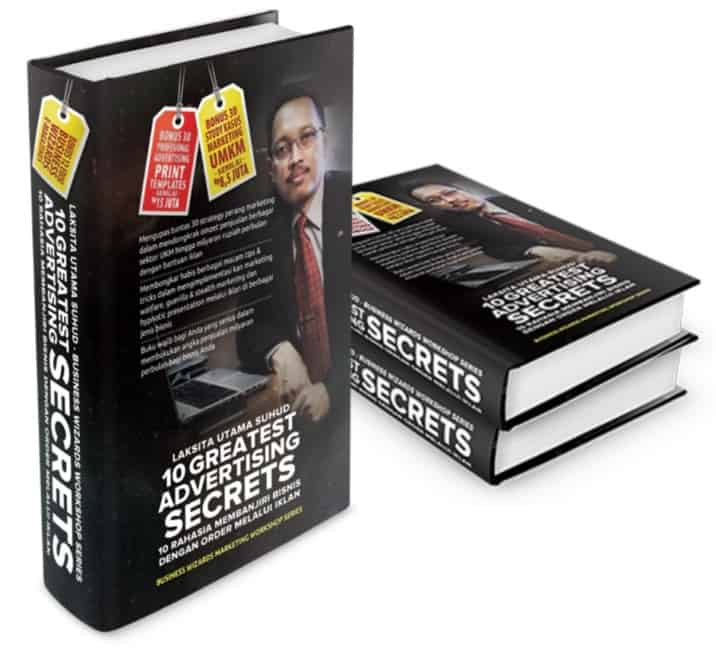 buku laksita utama suhud 10 greatest advertising secrets
