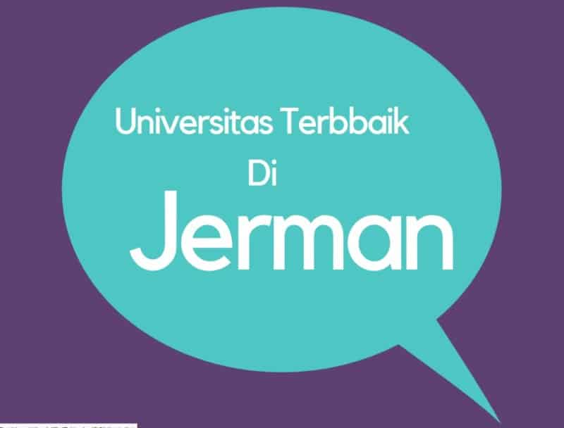 universitas terbaik di jerman picture